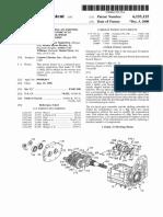 Harley 6 Speed Patent