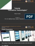 2014 SoSe MarionKoelle Tutorial InteractiveTechnologies D V001