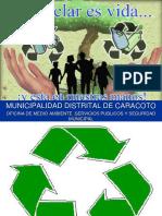 EXPOSICIÓN DEL RECICLAJE.ppt
