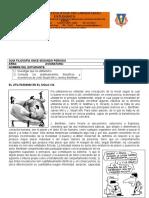 Utilitarismo Vitalismo.guia FILOSOFIA ONCE 2 - 2018