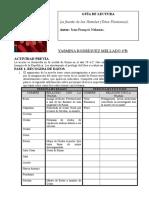 Gu a de Lectura de La Fuente de Las Vestales (1)