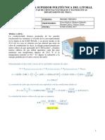 Primera evaluación física 2 IT2017 (solución) Espol