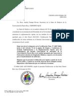 Certificacion 148 2009-10 Deja Sin Efecto Obvencion Uniformes - Federacion Lab
