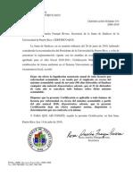 Certificacion 153 2009-10 Deja Sin Efecto Pago de Exceso de Licencia Por Enfermedad