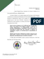 Certificacion 141 2009-10 Deja Sin Efecto - Obvencion Mantenimiento Uniformes - Sindicato