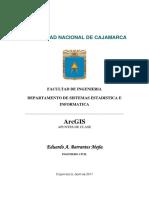 ArcGis Eduardo Barrantes Mejía 2017