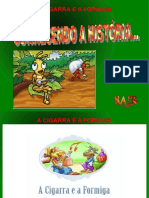 livroacigarraeaformiga-110526082609-phpapp01.odp