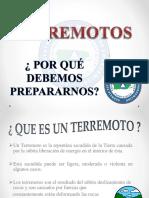 Presentacion TERREMOTOS