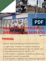 Presentacion de Transformadores Prosegel 2018 (1)