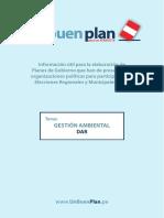 DAR – Propuestas para la Gestión Ambiental en el Perú
