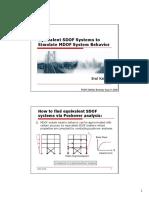 20060821 Kalkan EquivalentSDOFSystems Presentation