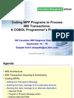 Coding MPP Programs
