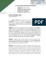 Exp. 04009-2014-0-1601-JP-FC-09 - Resolución - 16963-2018
