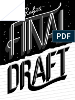 """Final Draft"" - Chapter Excerpt"