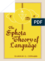 Harold G. Coward-Sphota Theory of Language_ A Philosophical Analysis-Motilal Banarsidass (1997).pdf