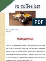 FuiIndian Coffee Bar