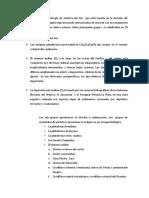 La Descripción de La Litología de América Del Sur Que Está Basada en La División Del Continente en Tres Principales Regiones Morfo Estructurales