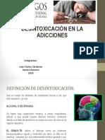 Desintoxicaciones en La Adiccion