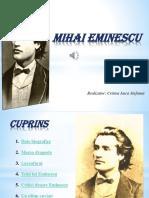 Mihai Eminescu Ppt