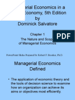 importance of managerial economics ppt