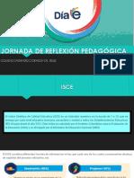 Jornada de Reflexión Pedagógica