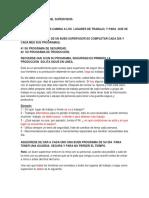 Manual Personal Del Supervisor en Español