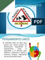 PENSAMIENTO LAICO.pptx