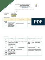 8vo PLAN de OCTAVOMatemáticas Diagnóstico