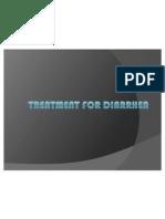 Treatment for Diarrhea