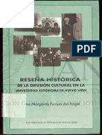 Resena Historica de la UANL