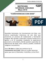 2018 Noticias Convivencias Inviero