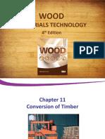 Timber Conversion