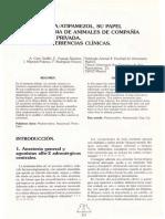 Medetomidina-Atipemazol Anestesia Pequeños Animales