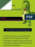Communication Studies P2