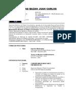 Cv - Juan Carlos Blas Bazan - 2018 - Doc (1)