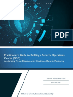 Practitioner's Guide to Building a Security Operations Center