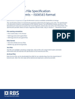 Rbs Datalink File Spec Iso8583 Format 9