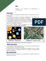 Generalidades para curso de requerimientos de software