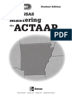 Mastering the ACTAAP