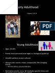 Chapter 13-14_Emerging& Young Adulthood