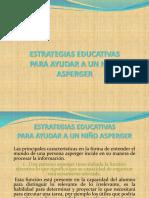 Estrategias Educativas para ayudar a un niño asperger