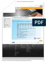 DataOne Asia _ HP ArcSight Express Appliance Specifications