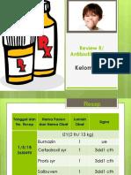 Review R Antibiotik Anak