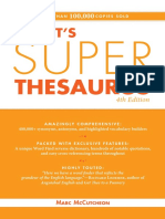 Super Thesaurus 6f8f74715a62