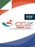 Brochure Cisa Freight