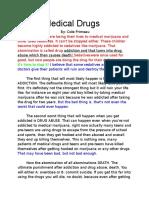 drugs argitimentitive essay
