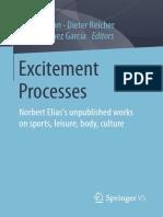 Dolan, Paddy_ García, Raúl Sánchez_ Haut, Jan_ Reicher, Dieter - Excitement Processes _ Norbert Elias's Unpublished w