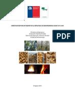 Orientaciones Politico Tecnicas Para Dendroenergia CONAF 2015 2016