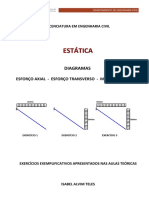 Estac Exerc Diagramas Barra Inclinada