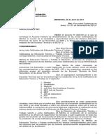 Resolucion 081 Tecnica Secundaria Completa Con Anexos